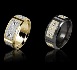 gay wedding rings for men